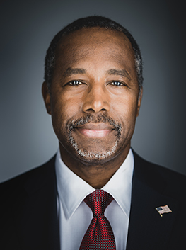 2016 Presidential Candidate Dr. Ben Carson
