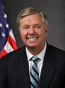 2016 Presidential Candidate Sen. Lindsey Graham
