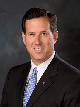 2016 Presidential Candidate Rick Santorum
